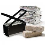 Paper-Briquette-Log-Maker