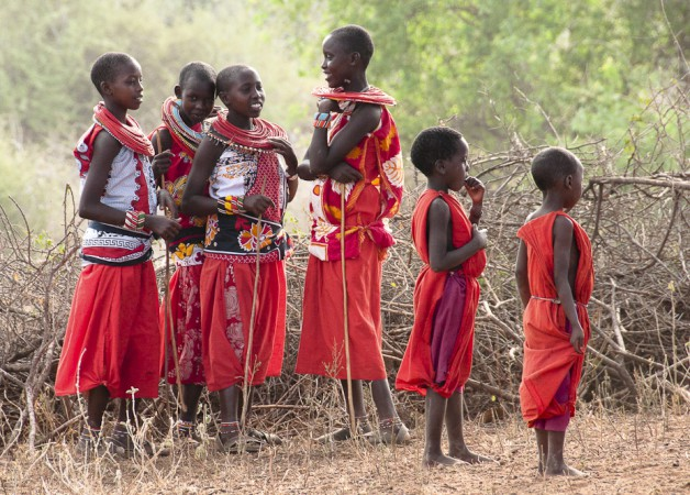In northern Kenya too many girls are missing out on school