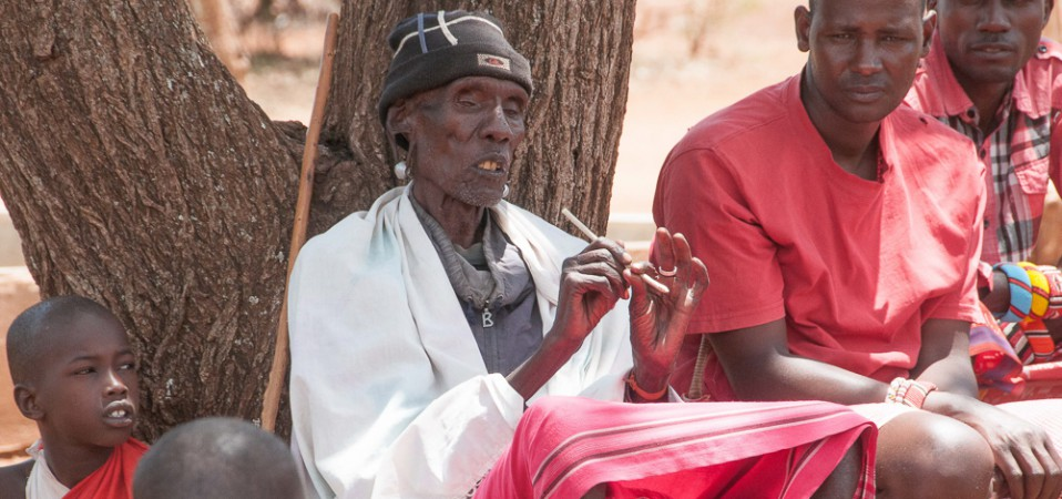History Lessons from the Mzee