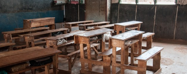 Why is it acceptable for schools to be so bad in developing countries?