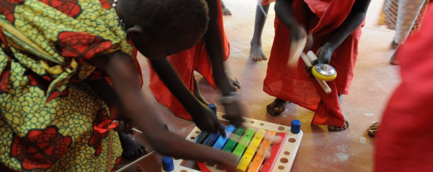 Music and Dance at Olng'arua School