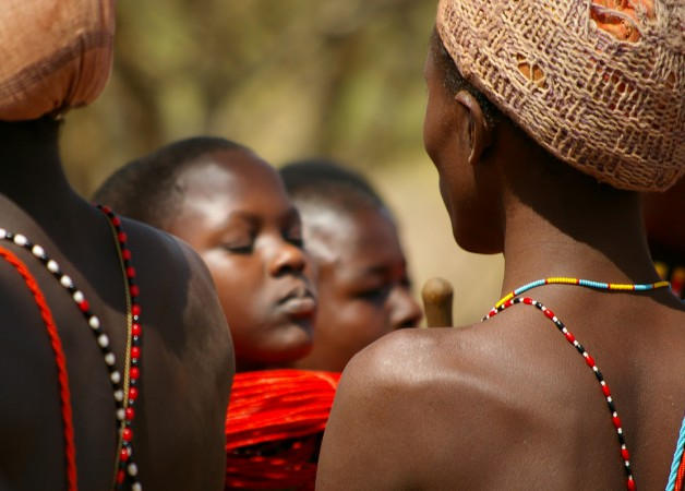 Rape Sanctioned by Community Tradition