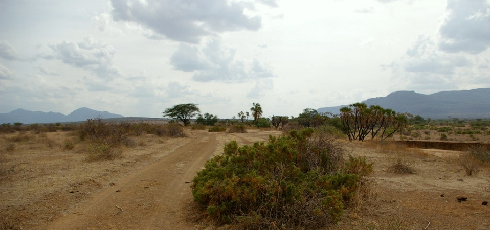Why Locals Might Not Notice a Tourist Being Shot in Northern Kenya